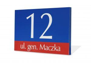 tablice adresowe - warszawskie 1